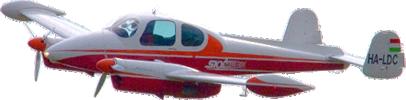 Sétarepülés SkyMilesAir Morava